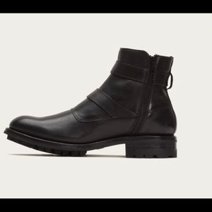 Men's 11.5 Frye Stanton Moto Boots NIB